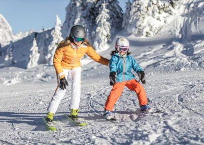 Einfach Skifahren! – Hotel Hintermoos